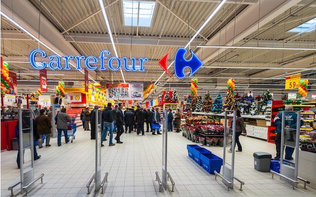 #Carrefour et #Tencent inaugurent leur premier supermarché connecté à #Shanghai https://t.co/vZ0Q0HAVtR #Retail #Asie #Chine