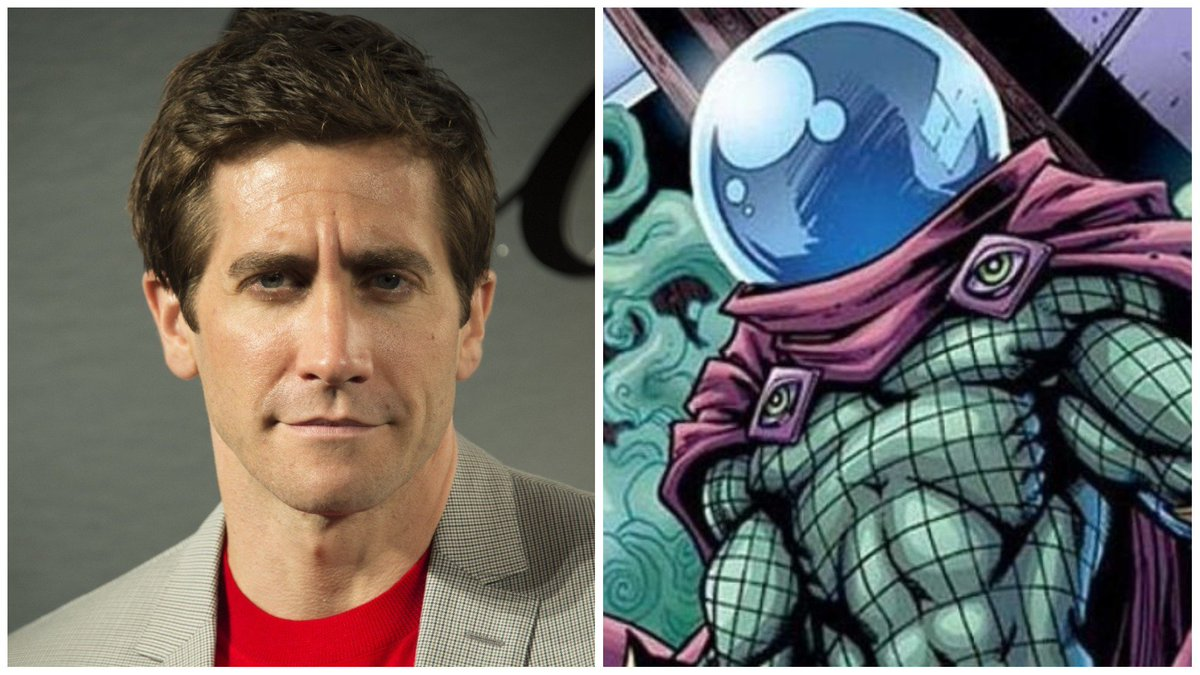 Spider-Man Homecoming 2 : Jake Gyllenhaal devrait jouer le méchant Mystério - https://t.co/cDHreO59ml