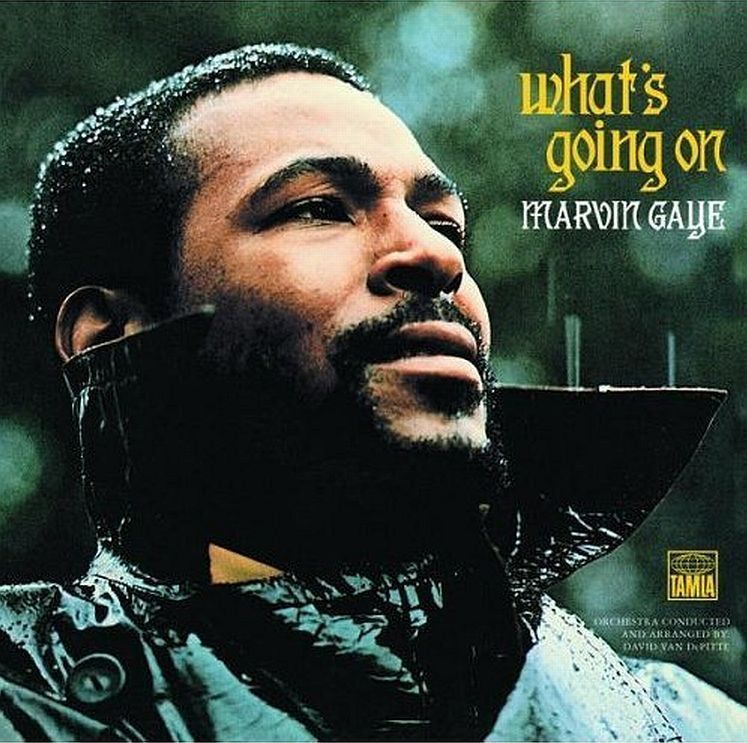 1971 : Marvin Gaye's What's Going On Album Released