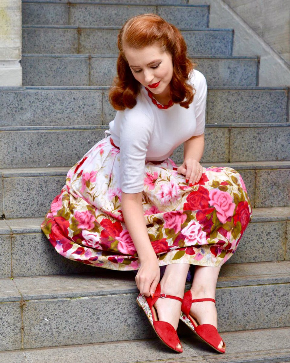 Hotter Shoes On Twitter Modern Day Pin Up And Vintage Blogging