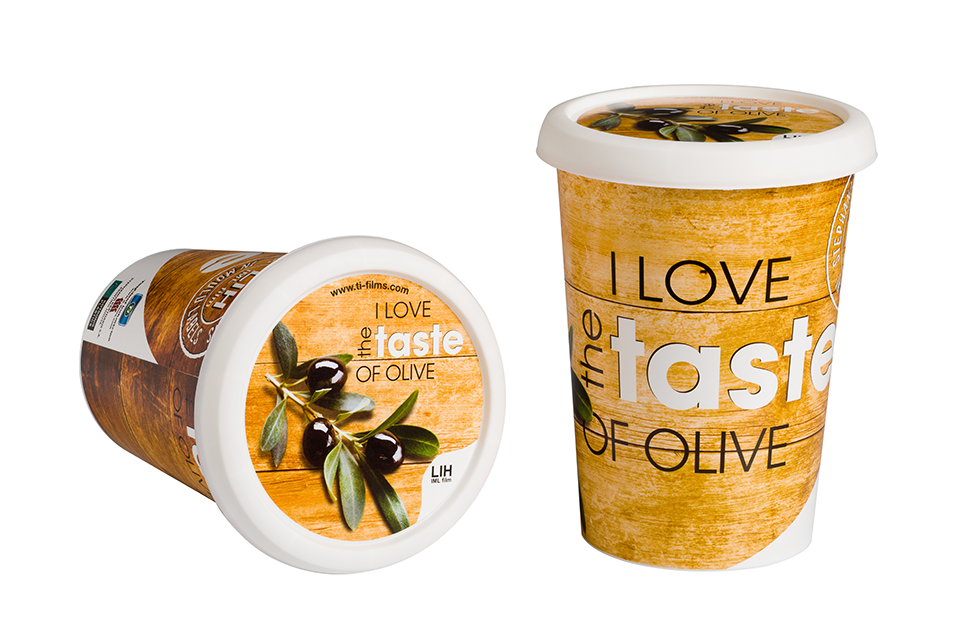 LIH 50 is our new in mold labeling film suitable to decorate small size and thin wall containers, giving them a glossy post molding look. LIH 50 minimizes distortion when used on container lids. bit.ly/2q69Iox #labelfilms #inmoldlabels #integratedimlsolutions