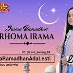 #IramaRamadhanAdaLesti