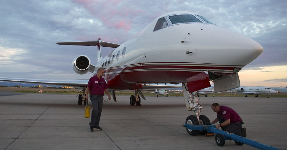 #BizAv is facing a shortage of pilots, maintenance techs and other skilled professionals. As a result, managers are looking for proven strategies that flight departments can use to retain their best people. Learn more in Business Aviation Insider.  https://www. nbaa.org/prodev/workfor ce/strategies-for-retaining-skilled-business-aviation-professionals.php &nbsp; … <br>http://pic.twitter.com/aPl0AIFmA2