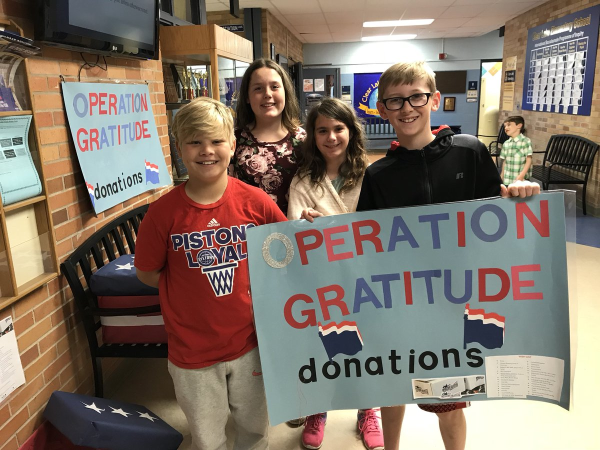 Stephanie Niemi On Twitter Clearlakeib 5th Graders Need Your Help