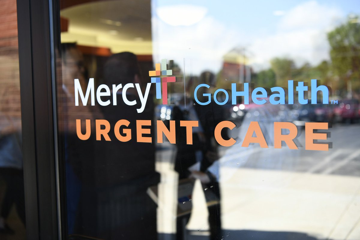 Mercy Springfield On Twitter Icymi Our First Mercy Gohealth