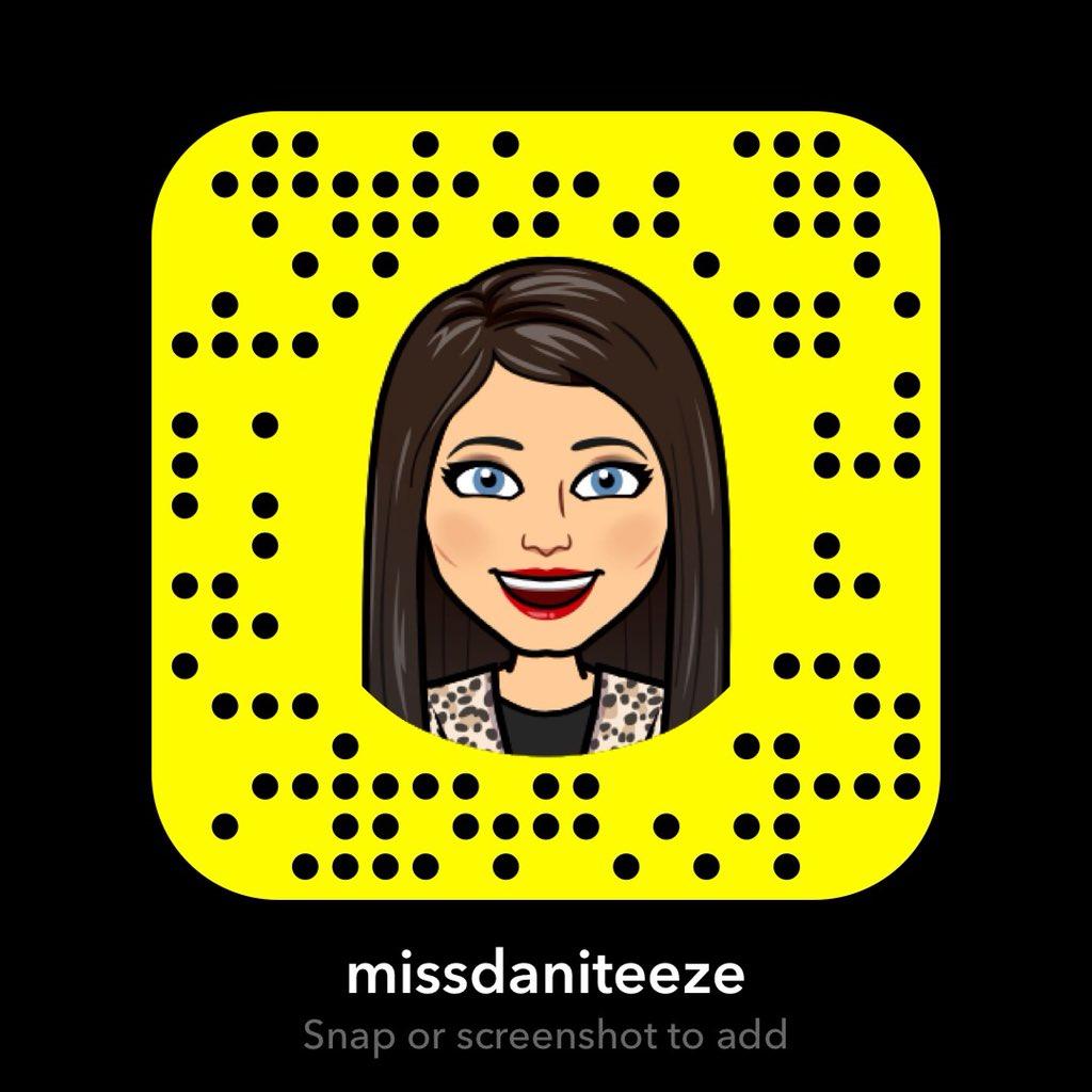 Snapchat Dani Thompson nude photos 2019