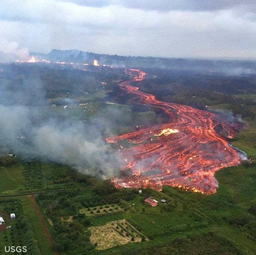 Wouter Van Bernebeek على تويتر Wow Lavastromen Op Hawaii