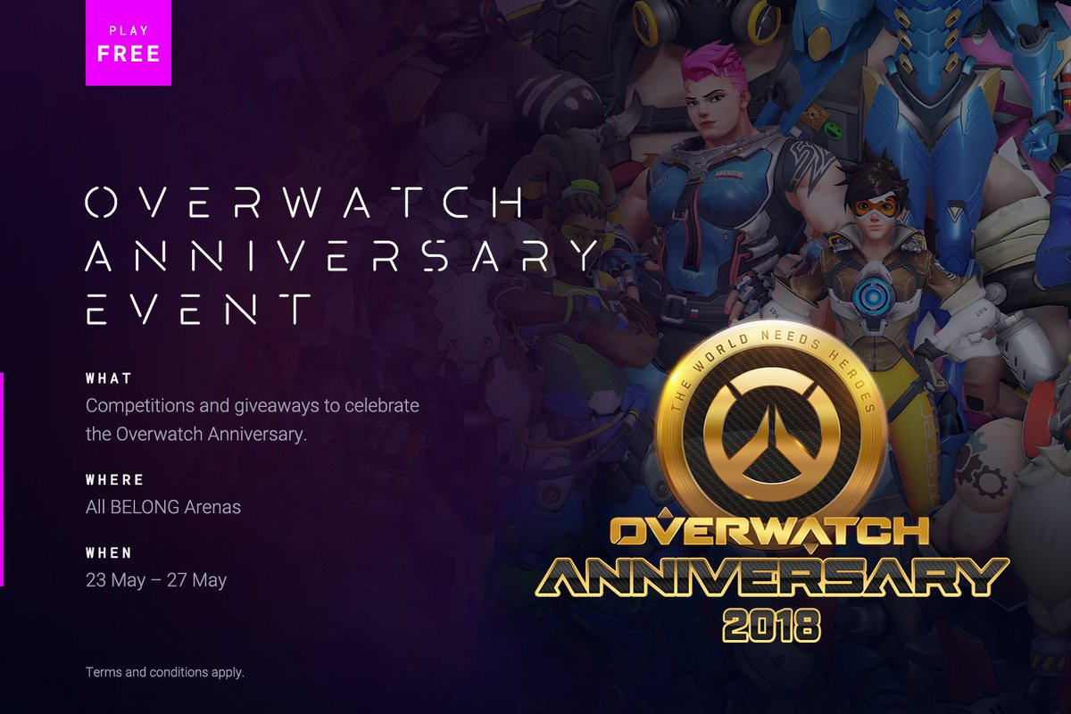 Overwatch Event Calendar.Belong Preston On Twitter Overwatch Event Get These Dates In Your