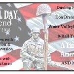 Image for the Tweet beginning: Looking Forward to Memorial Weekend!