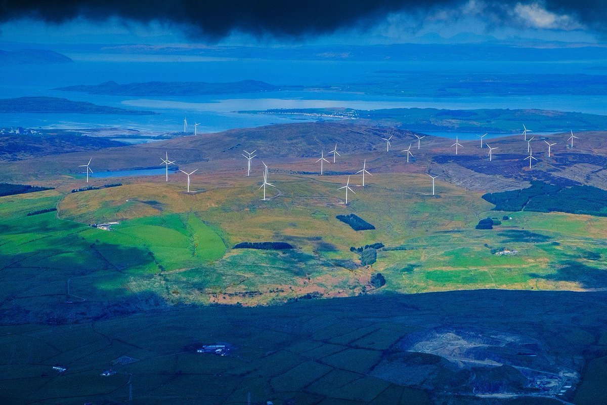 New study shows rise in UK onshore wind energy potential with 1.5C warming | @jloistf @scotthosking @BAS_News j.mp/2rXzDPp