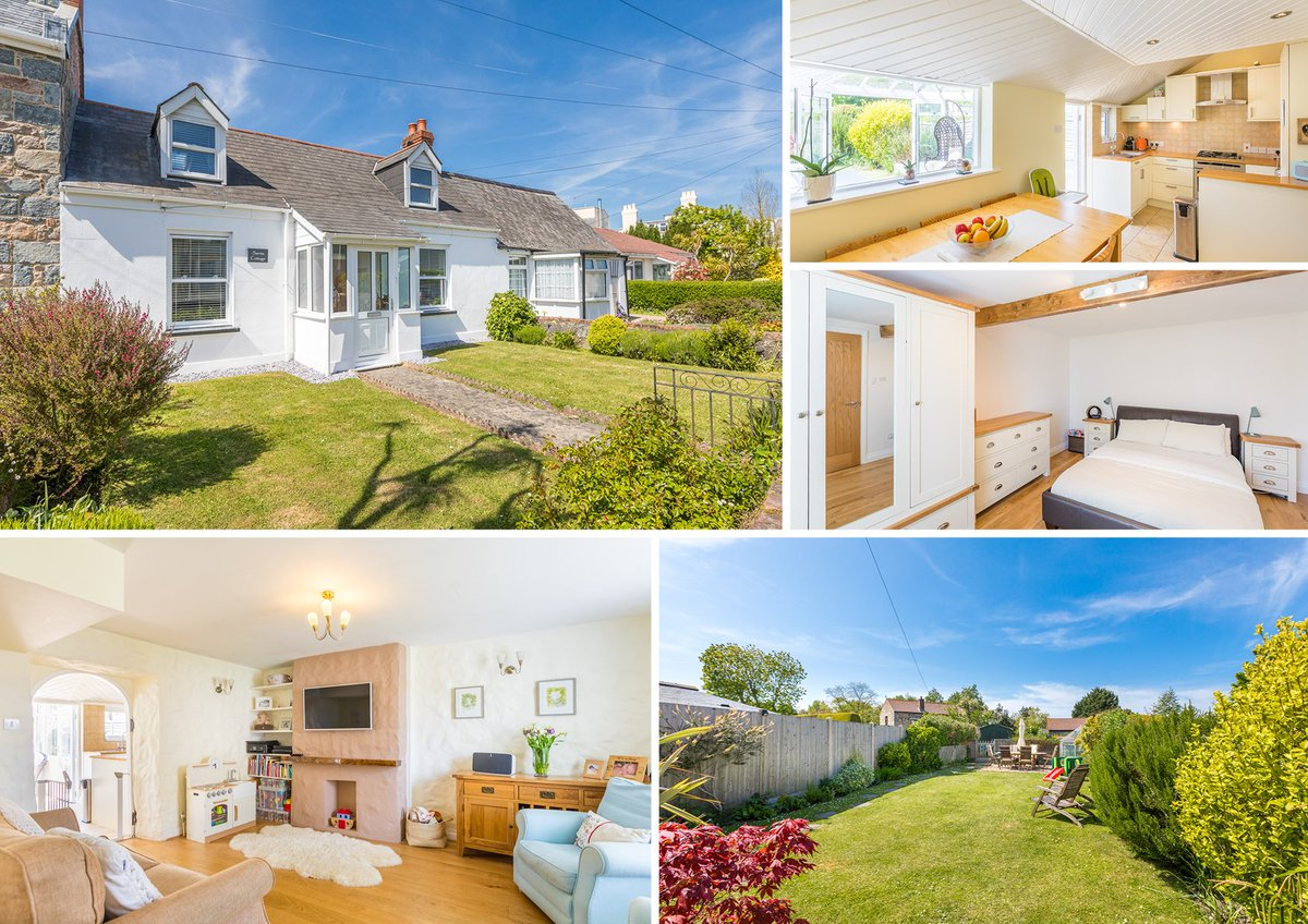 Sarnia Cottage Is An Immaculately Presented Guernsey Situated On Rue Cohu In The Parish Of Castel