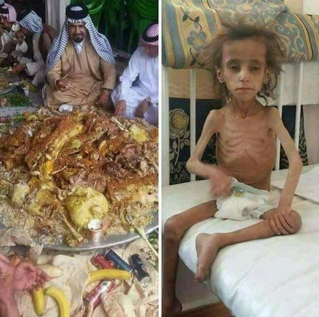 #رمضان_كريم   #Ramazan   REMEMBER when you&#39;re fasting and during #Iftar   Don&#39;t forget! You live in abundance while others are dying? People around the world needs our help. Yemen, Syria, Palestine, Africa, Refugees- Muslim and/or Non-Muslims all  #Ummah<br>http://pic.twitter.com/55XhcN6Yrx