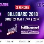 #BillboardAwardsNRJHits