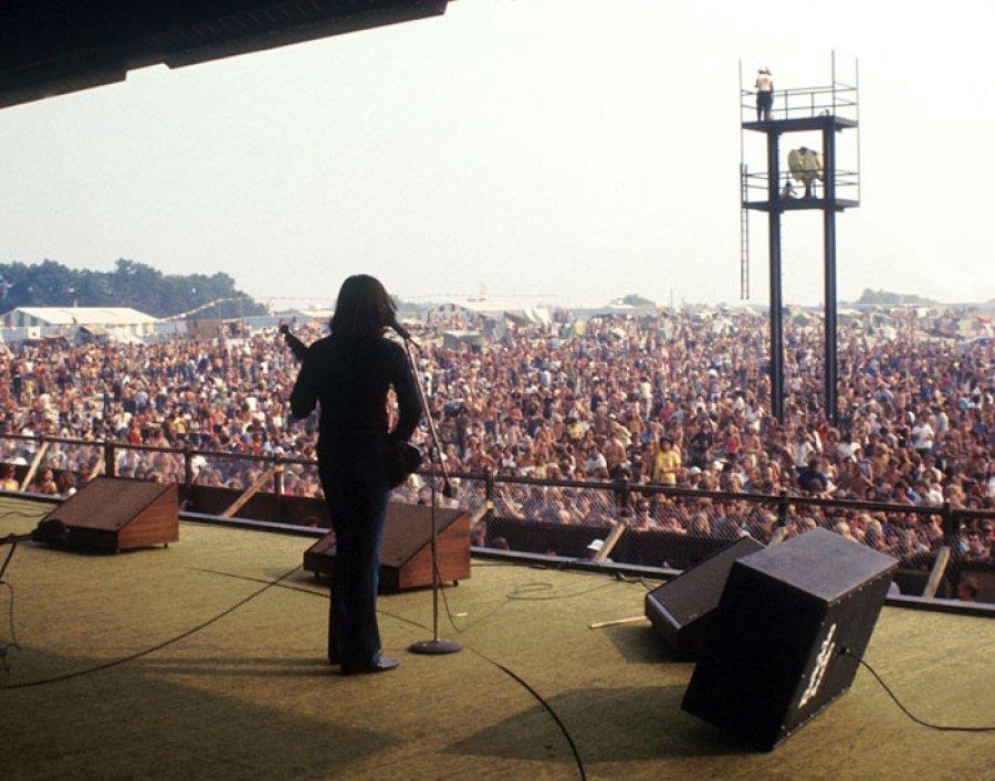 1970 : Goose Lake International Music Festival