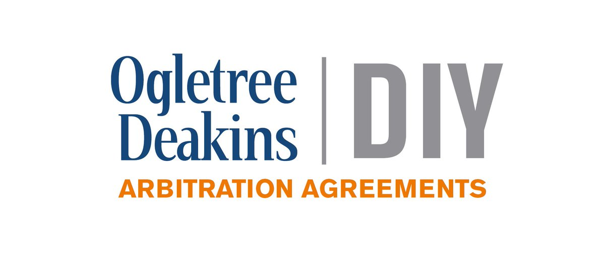 Ogletree Deakins On Twitter Scotus Ruled Today That Arbitration