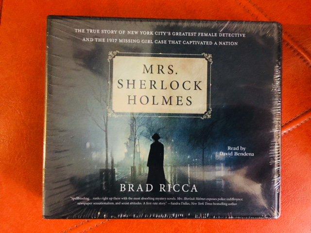 Brad Ricca On Twitter Hey Mrssherlockholmes Is Now On