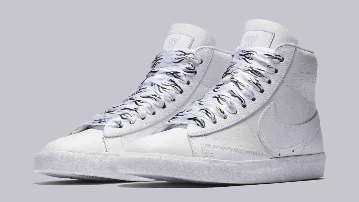 Nike honors Serena Williams with new Blazer: https://t.co/6ANVjn4adE