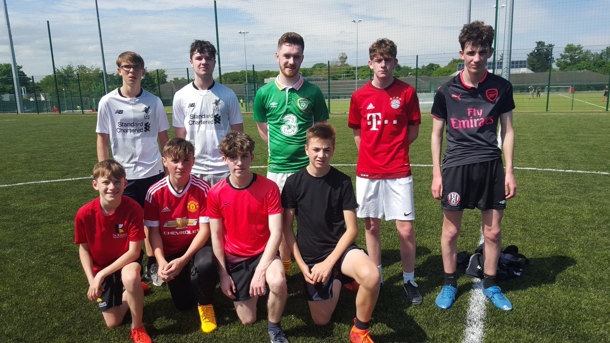 test Twitter Media - Congrats to the Ireland South team who won the Plastic Duck World Cup tournament last Friday! They played a thrilling final vs the Rest of Europe selection in this fun event. Thursday will see the annual teachers vs students  soccer match on our Sports Day! @faischools https://t.co/30m8K6ivDC