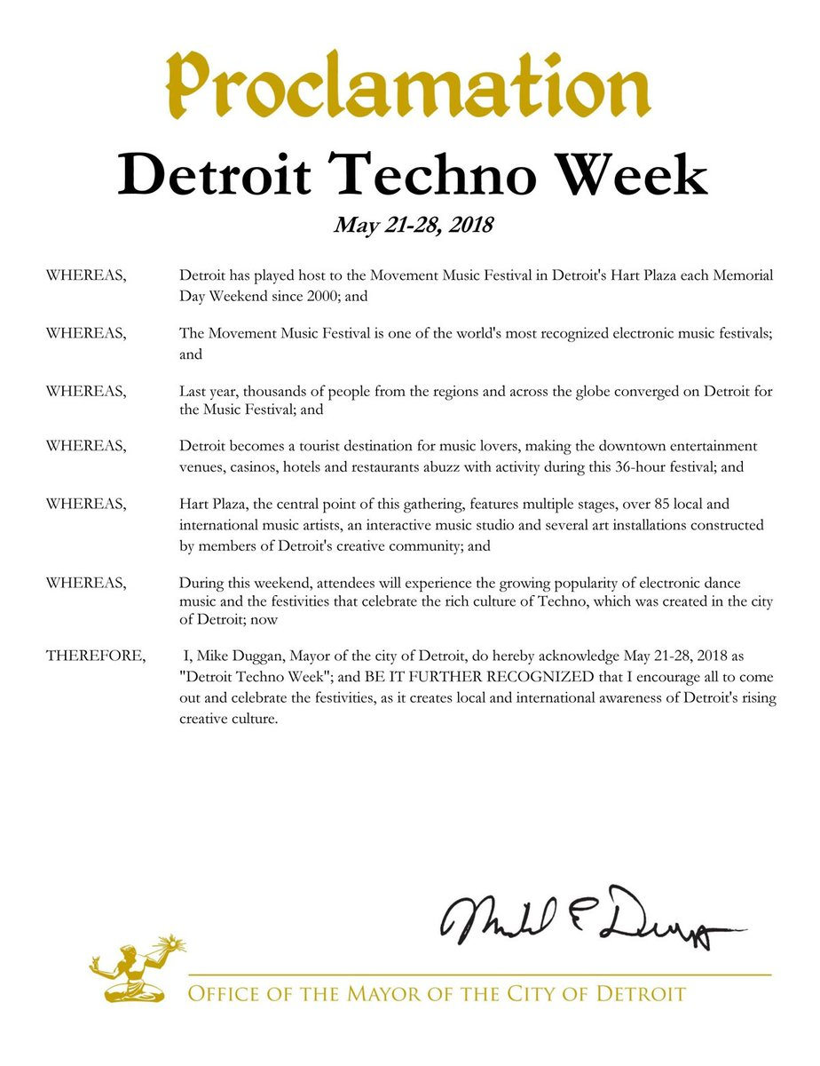 Movement Detroit on Twitter: