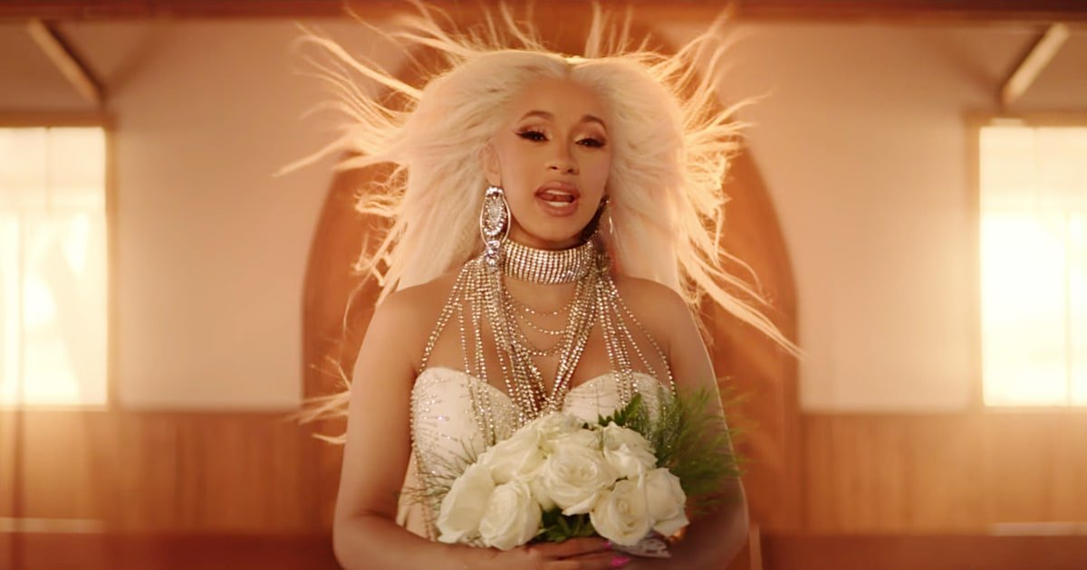 See Cardi B marry and bury the same man in her Western-styled video for 'Be Careful' https://t.co/kC0ZEVK4ud https://t.co/hBe0VIH6xy