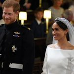 Image for the Tweet beginning: Royal wedding: Duke and Duchess
