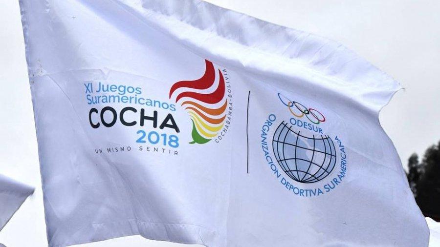 Time Brasil embarca para os Jogos Sul-americanos Cochabamba 2018 https://t.co/JlHmO9yPnc