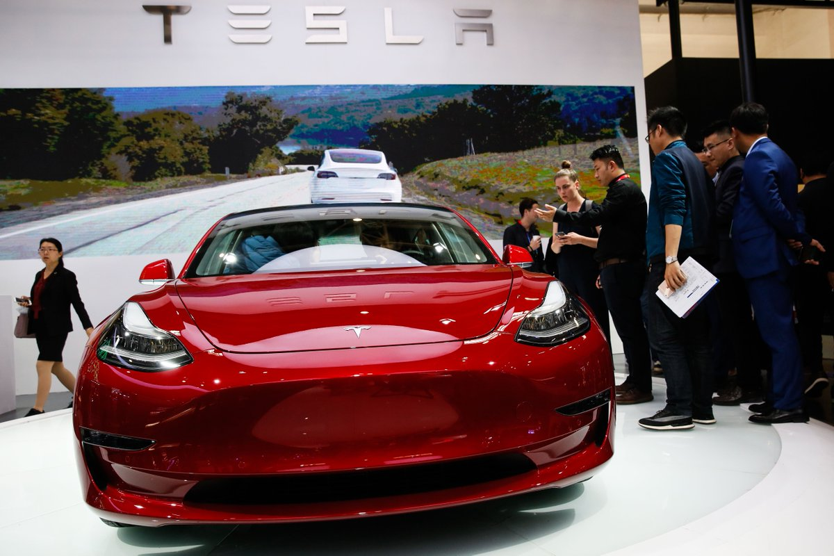 Bostoncom On Twitter Consumer Reports Wont Recommend Teslas - Boston car show 2018