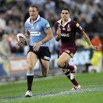 Nine debutants and a new captain!  Mark Gasnier names his NSW Blues team for Origin I https://t.co/vcomccuRm4
