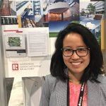 """""""The relationships I've created have proven to be the single most valuable component of #ICSCRECon. Most of my deals originate from this event. —Thalia Toha #CRE #retail"""
