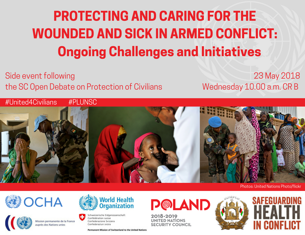 New report Violence on the Front Line: Attacks on Health Care in 2017: 701 attacks on health care in 23 countries in 2017 #FrontLineViolence. As attacks continue to occur every day, communities are left w/o lifesaving health care. Join to discuss also Wed. goo.gl/efYRbx