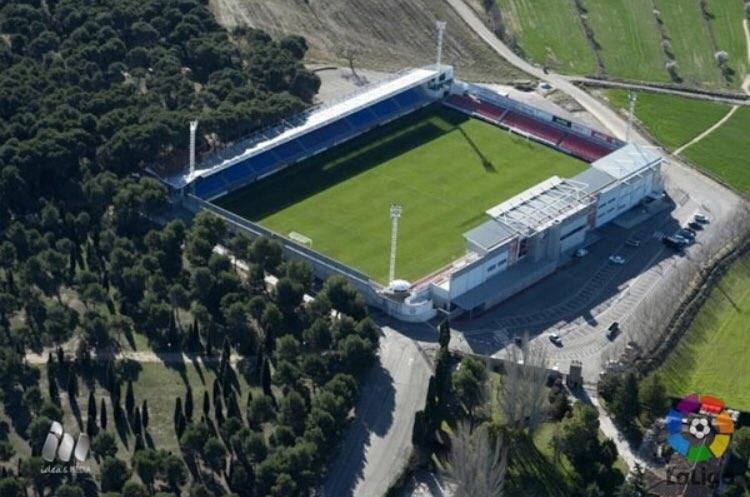 Image result for estadio el alcoraz