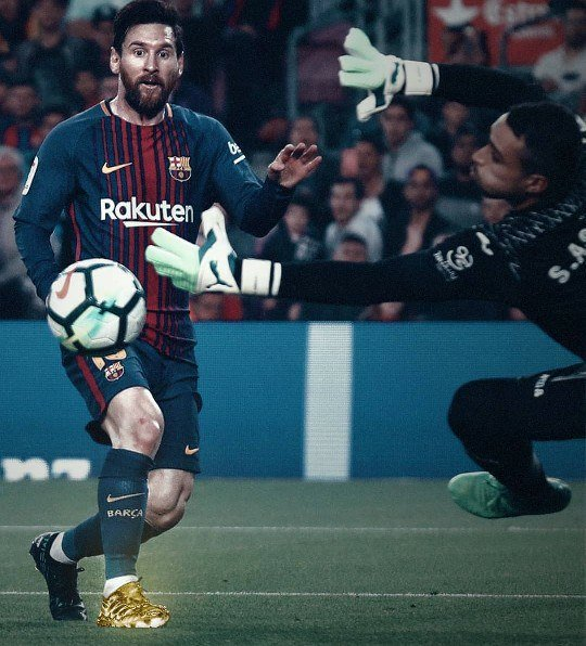 Motivaciones Fútbol's photo on Messi