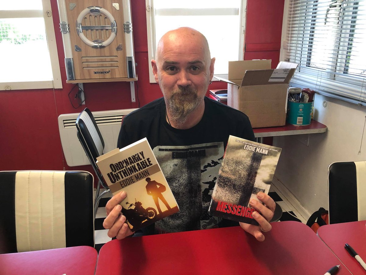 Thank you to everyone who sent me Birthday Wishes. I am overwhelmed. #OrdinarilyUnthinkable #Messenger #MustReads  @laurasarjeant89 @DonnaSiggers1 @AuthorEllie @NickyDenny3 @ShaunyBray @KerryKayaWriter @cherylbuts @AzariasTor @AndyDamant<br>http://pic.twitter.com/VPzgxUTtzU