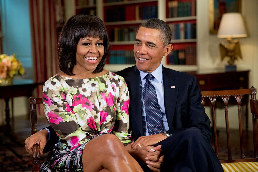 Shadow and Act's photo on the obamas