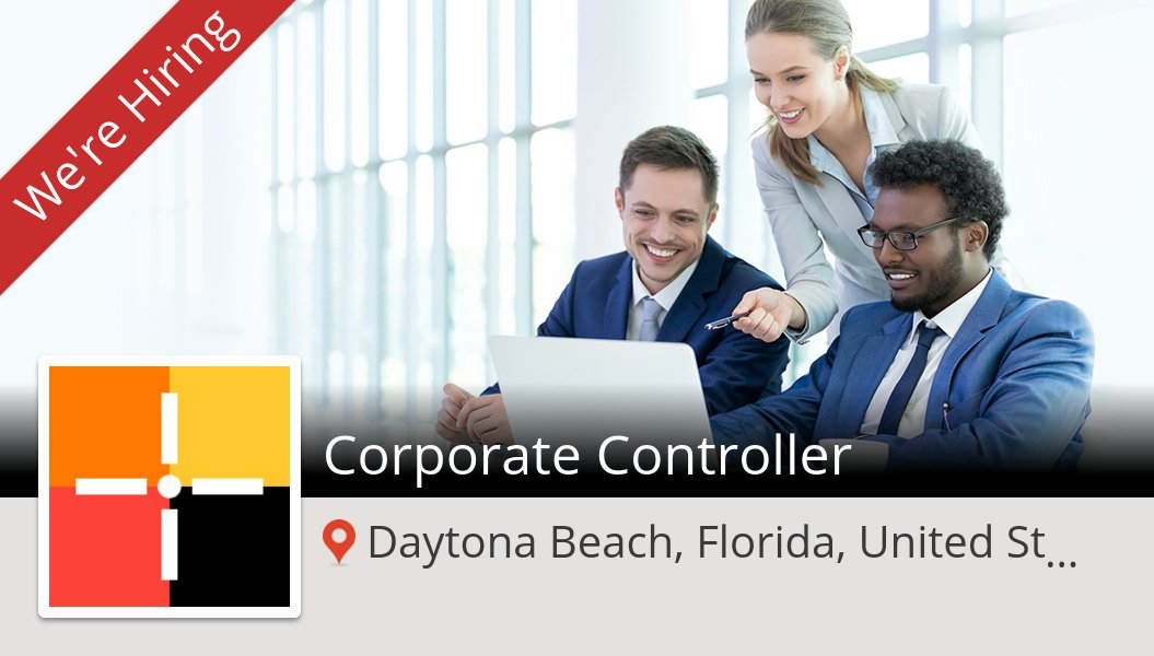 spherion ormondbeach on twitter corporate controller needed in
