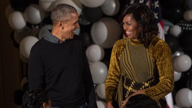 The Hill's photo on the obamas