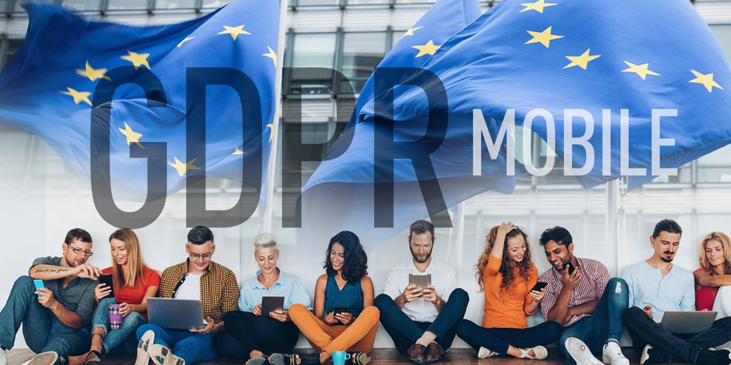 Don't wait til May 25 deadline. Secure #enterprise mobile devices to comply w/ #GDPR; tune in to prevent unauthorized access or data loss, May 23, 8 am PT:  http:// bit.ly/2IxglaC  &nbsp;    #dataprotection #SandBlast #Mobile<br>http://pic.twitter.com/l5o04EKjUD
