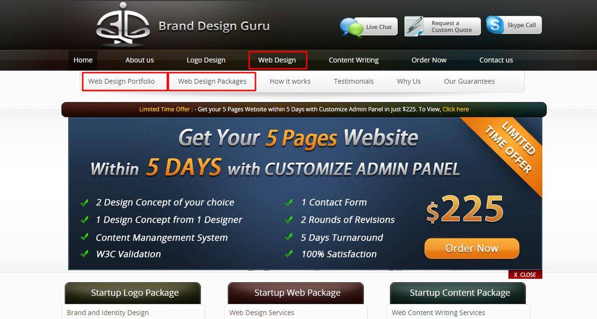 BrandDesignGuru Web Tasarım Şirketi Own3d
