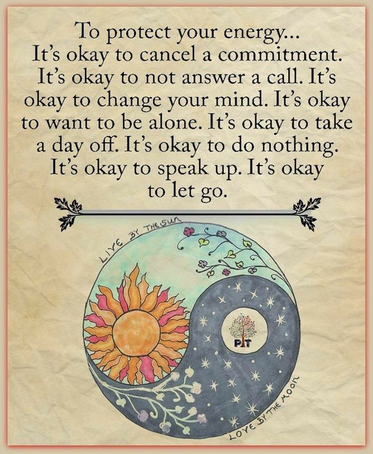 This is so true! I love this 🌞✨ #ProtectYourEnergy #MondayMotivation ♥️