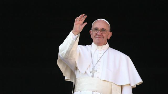 Pope Francis tells gay man 'God loves you like this' in major shift from Catholic teachings https://t.co/u8B34U3r8l