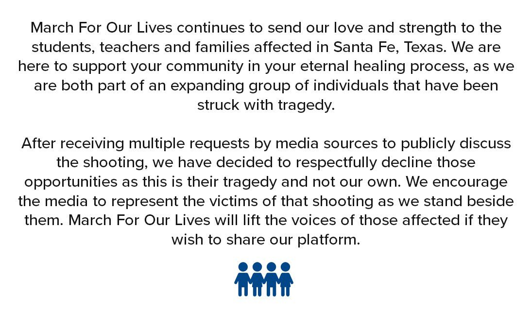 March For Our Lives (@AMarch4OurLives) | Twitter