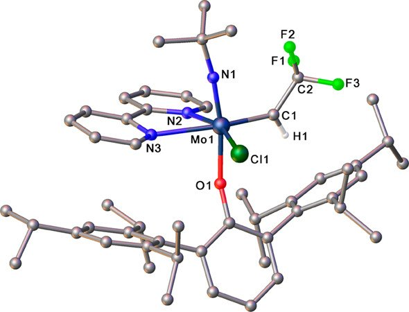 Acs Organometallics On Twitter Mo Good Organometallic Chemistry