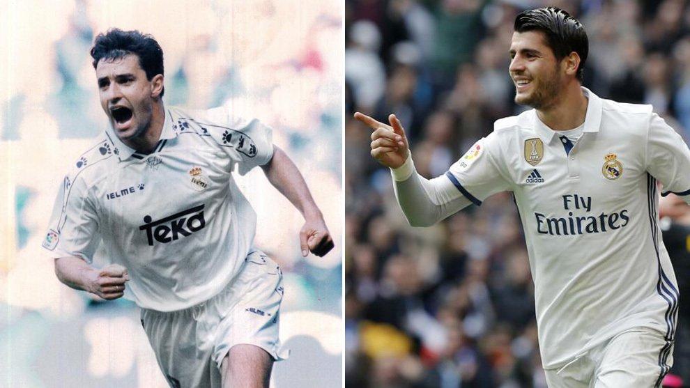 💬 #Míchel : 'Je ne sais pas pourquoi Morata est parti, si c'était parce qu'il voulait jouer plus, améliorer son contrat ou pour jouer en Angleterre. Au final il est dans la même situation. Je fais partie de ceux qui pensent que quand vous êtes au Real, il vaut mieux rester.'