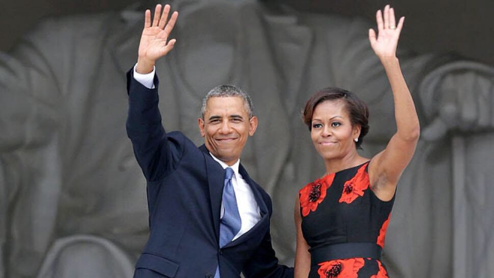 Protect Robert Mueller ✊'s photo on the obamas