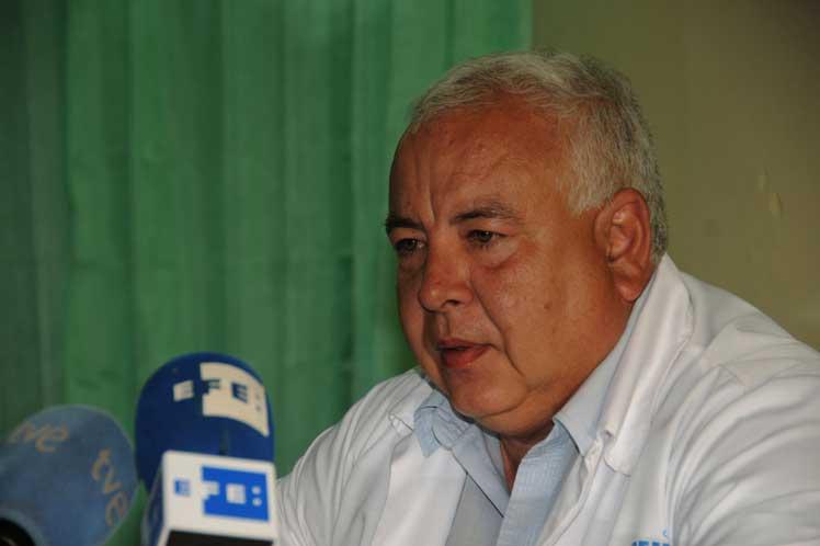 Director del Instituto de Medicina Legal