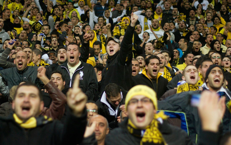 Israel's Most Racist Soccer Club Renames Itself After Donald Trump .https://t.co/MPMipU5J2S https://t.co/07BuRrKInq