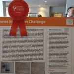 Image for the Tweet beginning: #DiabetesInnovationChallenge finalist - artificial pancreas