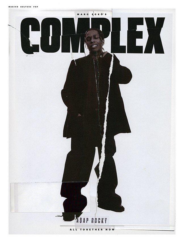 ⚠️@asvpxrocky COVERS @complex ⚠️ WATCH: bit.ly/2GC6o9S