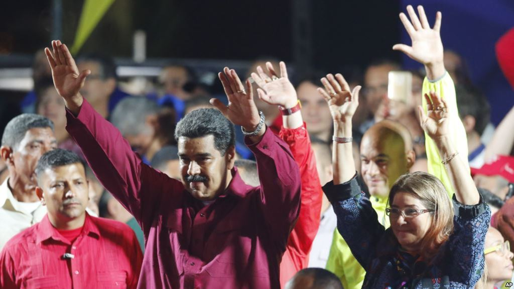 test Twitter Media - Maduro enfrenta condena internacional y amenazas de sanciones tras reelección https://t.co/wUvoHBIItD https://t.co/Vf2W1imzYS