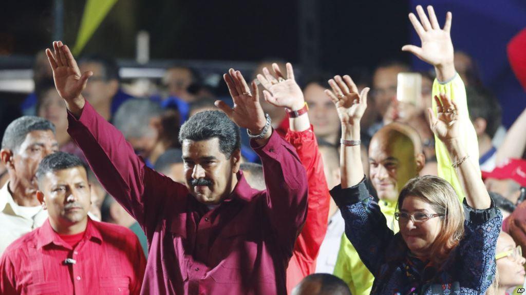 test Twitter Media - Maduro enfrenta condena internacional y amenazas de sanciones trasreelección https://t.co/wUvoHBIItD https://t.co/Vf2W1imzYS